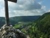 Stuhlfels Gipfelkreuz