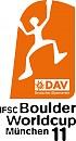 Boulder-Worldcup München
