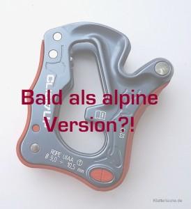 Der neue Alpine-Up von Climbing Technology kurz vorgestellt