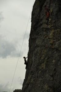 Klettern in Orpierre