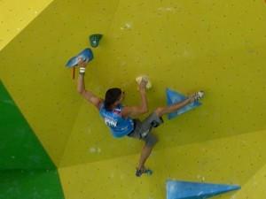 Boulder Worldcup 2011, Dmitry Sharafutdinov ist neuer Weltmeister