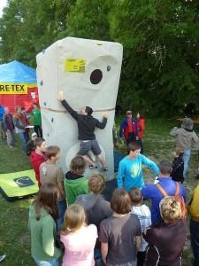 Das internationale, schwäbische Kletterfestival – Volltrauf 2012