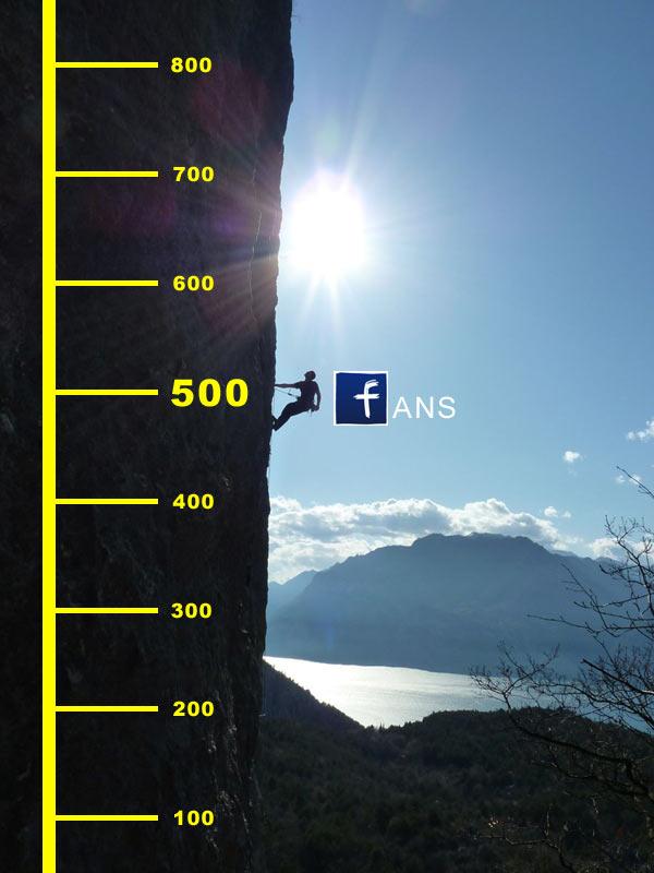 Kletterlaune Fans auf Facebook