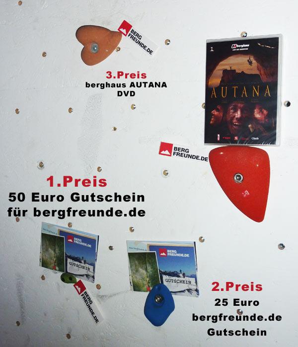 Kletterlaune.de Gewinnspiel Gewinne