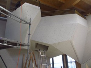 Neue Boulderhalle im Kletterzentrum Stuttgart