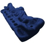 Trainingsboard BIG blau